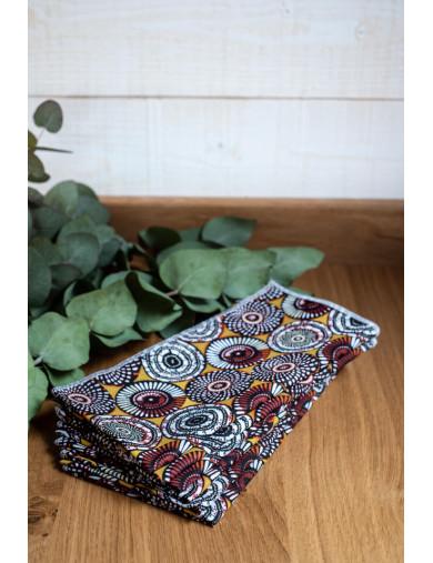 serviettes de table les couseries de mélo